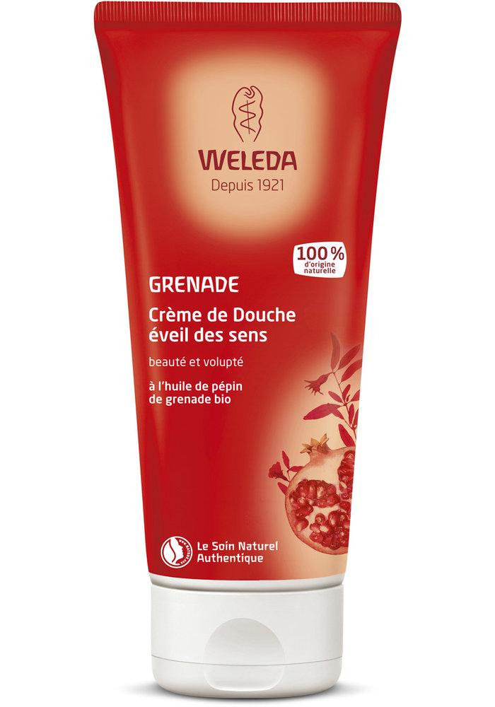 Weleda - Crème de douche Grenade 200ml