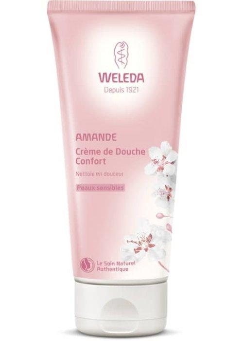 Weleda Weleda - Crème de douche apaisante Amande