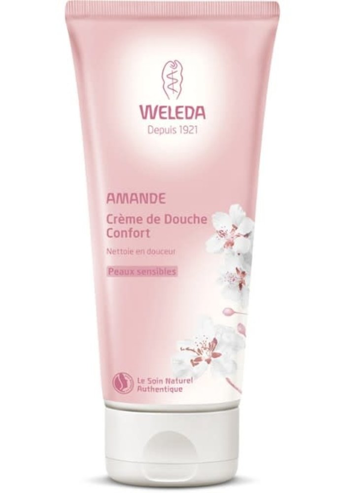 Weleda - Crème de douche apaisante Amande
