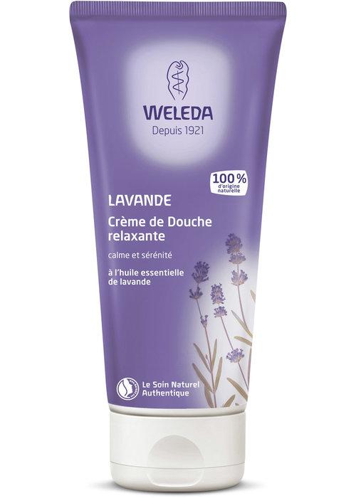 Weleda Weleda - Crème de douche Lavande