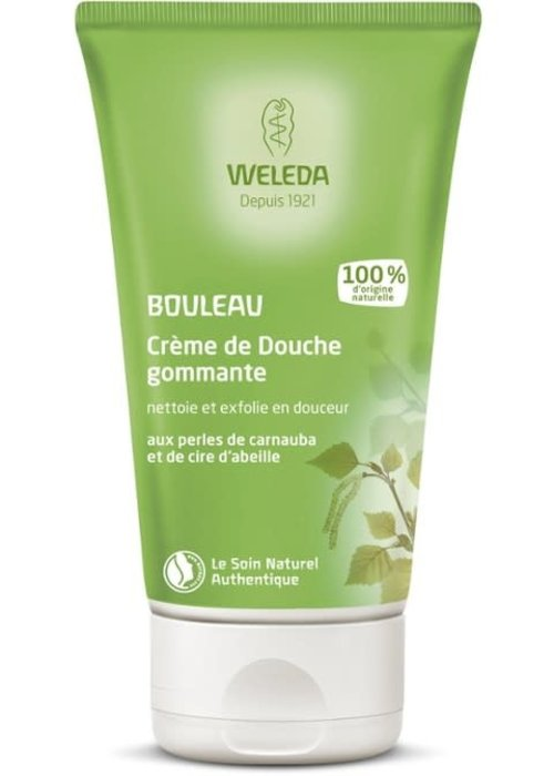 Weleda Weleda - Exfoliant crème gommante 150ml