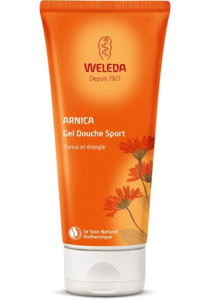 Weleda - Gel douche après-sport Arnica 200ml