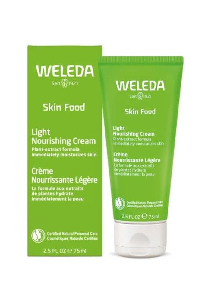 Weleda - SKIN FOOD - Crème nourrissante légère
