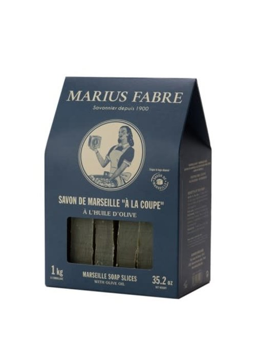 Marius Fabre Marius Fabre - Boîte savon de marseille 1kg