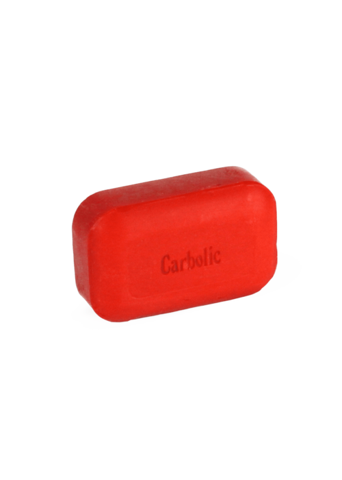 Soap Works Soap Works - Savon Phéniqué (Carbolic) Chasse moustique - Antibactérien