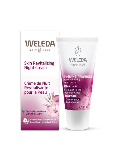 Weleda Weleda - Crème de nuit revitalisante pour la peau Onagre 30 ml