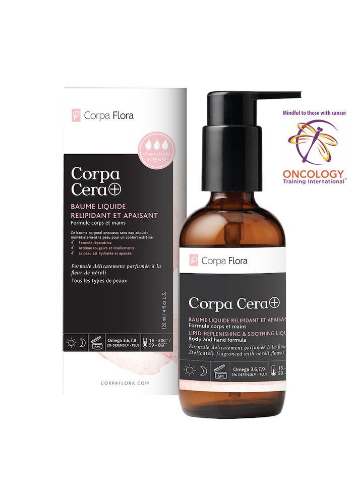 Corpa Flora - Corpa Cera+ Baume Liquide Relipidant & Apaisant (4oz)
