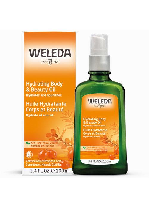 Weleda Weleda - Huile hydratante corps et beauté Argousier 100ml