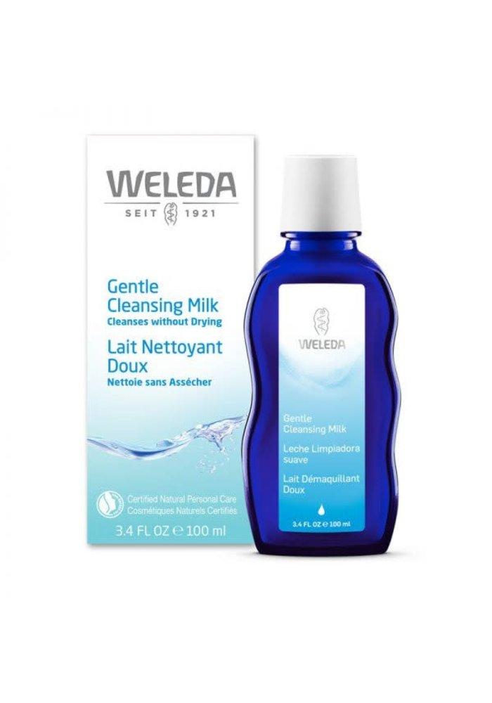 Weleda - Lait Nettoyant Doux 100ml
