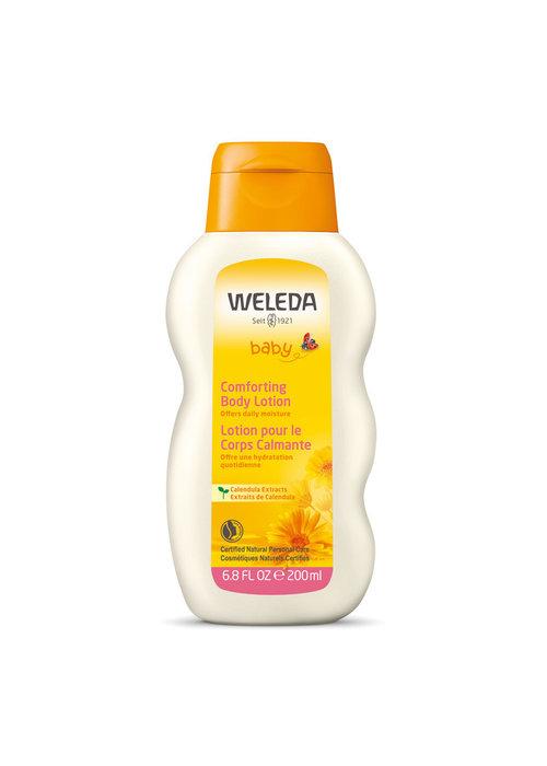 Weleda Weleda - Lotion bébé pour le corps calmante Calendula 200ml