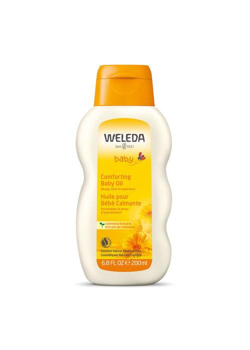 Weleda Weleda - Huile pour bébé calmante Calendula 200ml