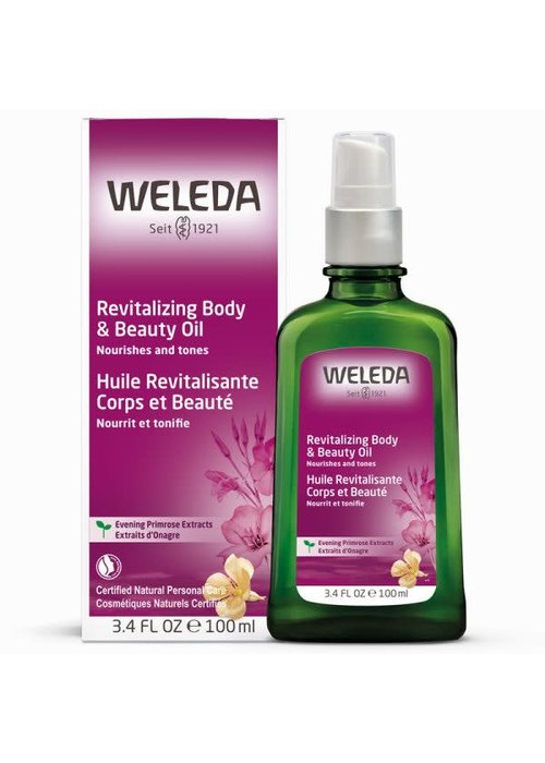 Weleda Weleda - Huile revitalisante corps & beauté Onagre 100 ml