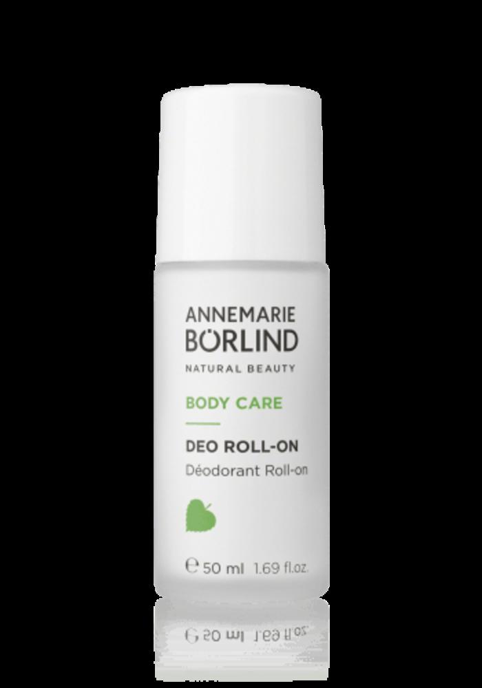 Anne Marie Börlind - Déodorant Roll-on - Tous les types de peau 50ml