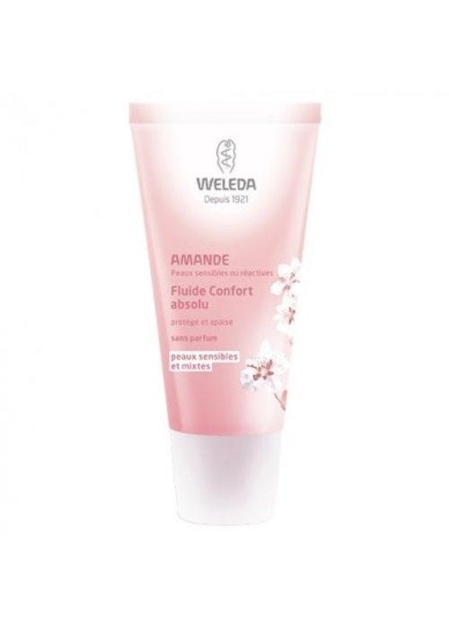 Weleda Weleda - Lotion pour le visage soins sensibles Amande 30ml