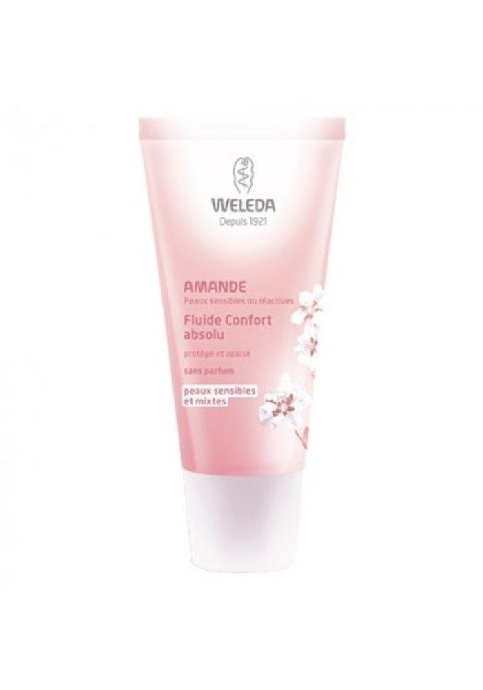 Weleda - Lotion pour le visage soins sensibles Amande 30ml