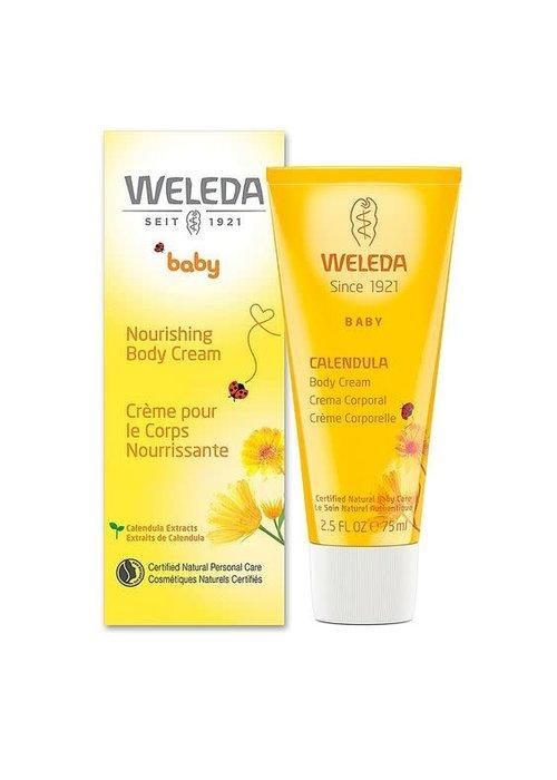 Weleda Weleda - Crème pour le corps nourrissante Calendula Baby 75ml