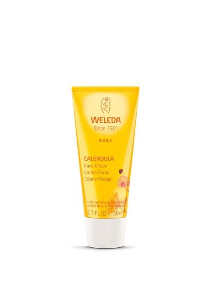 Weleda - Crème visage nourrissante Calendula  50ml