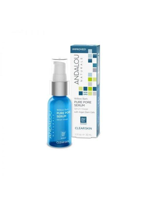 Andalou Andalou - PEAU GRASSE - Sérum Visage Pore Minimiser 32 ml