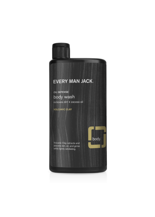 Every Man Jack Every Man Jack - Body wash Volcanic clay anti-huile 500 ml