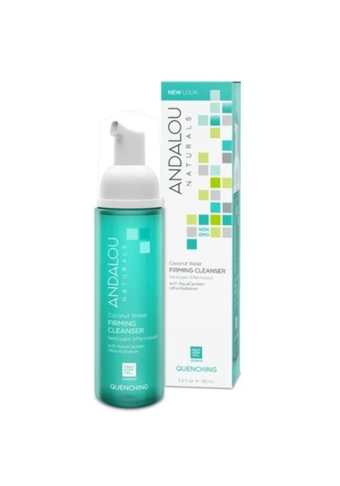 Andalou - Coconut Firming - Nettoyant