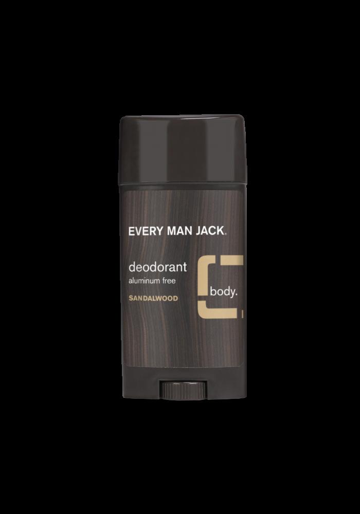 Every Man Jack - Déodorant Santal