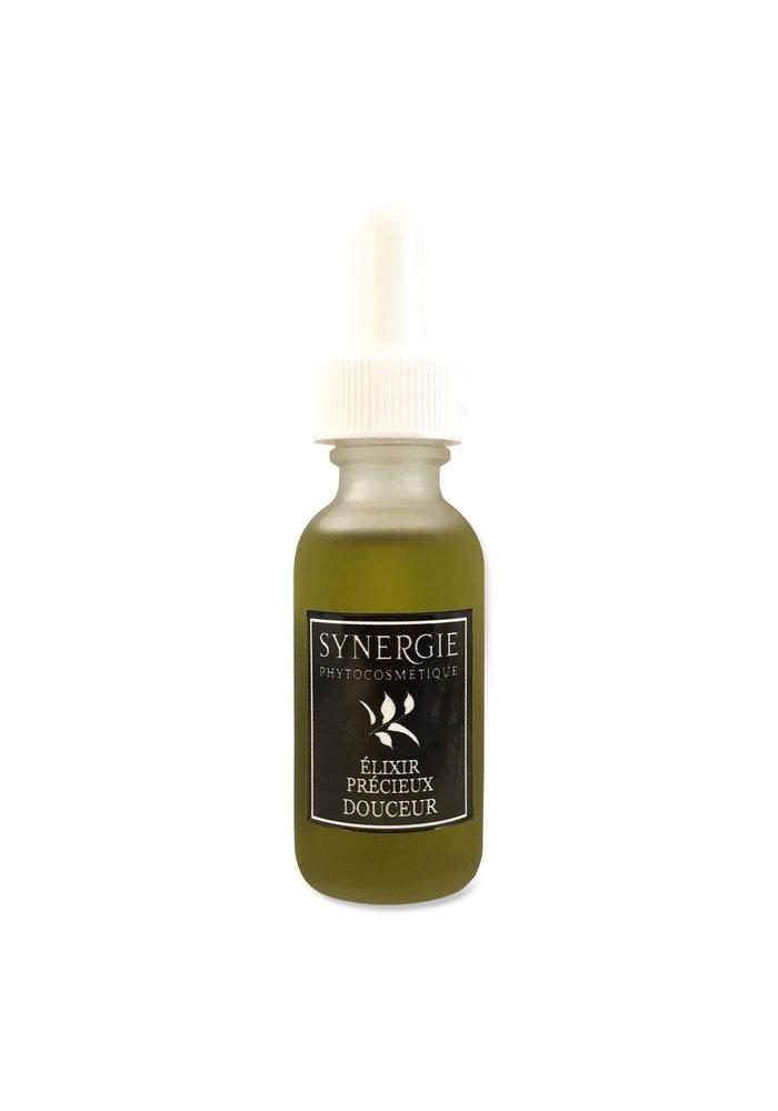 Synergie Phytocosmétique - Élixir précieux DOUCEUR (couperose-rosacée-sensible) 30ml