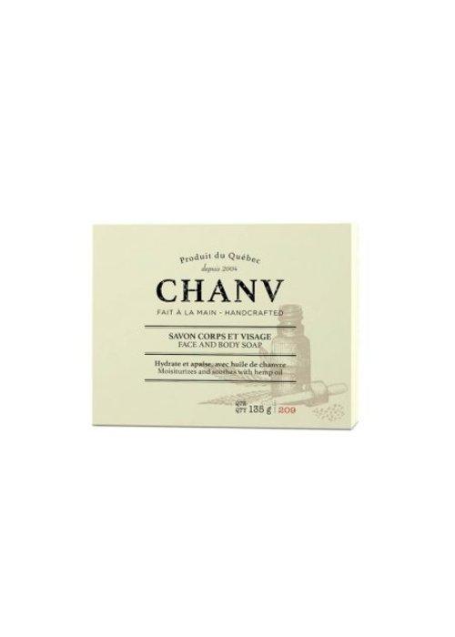 Chanv Chanv - Savon visage et corps