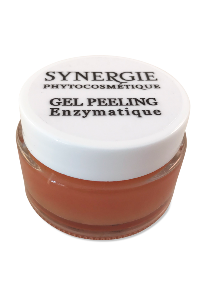 Synergie Phytocosmétique - Exfoliants peeling enzymatique 35g