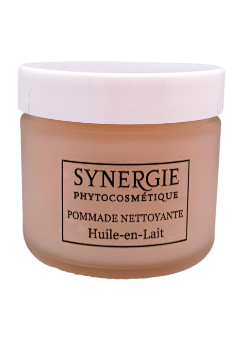 Synergie Phytocosmétique Synergie Phytocosmétique -Pommade nettoyante, démaquillante 60g