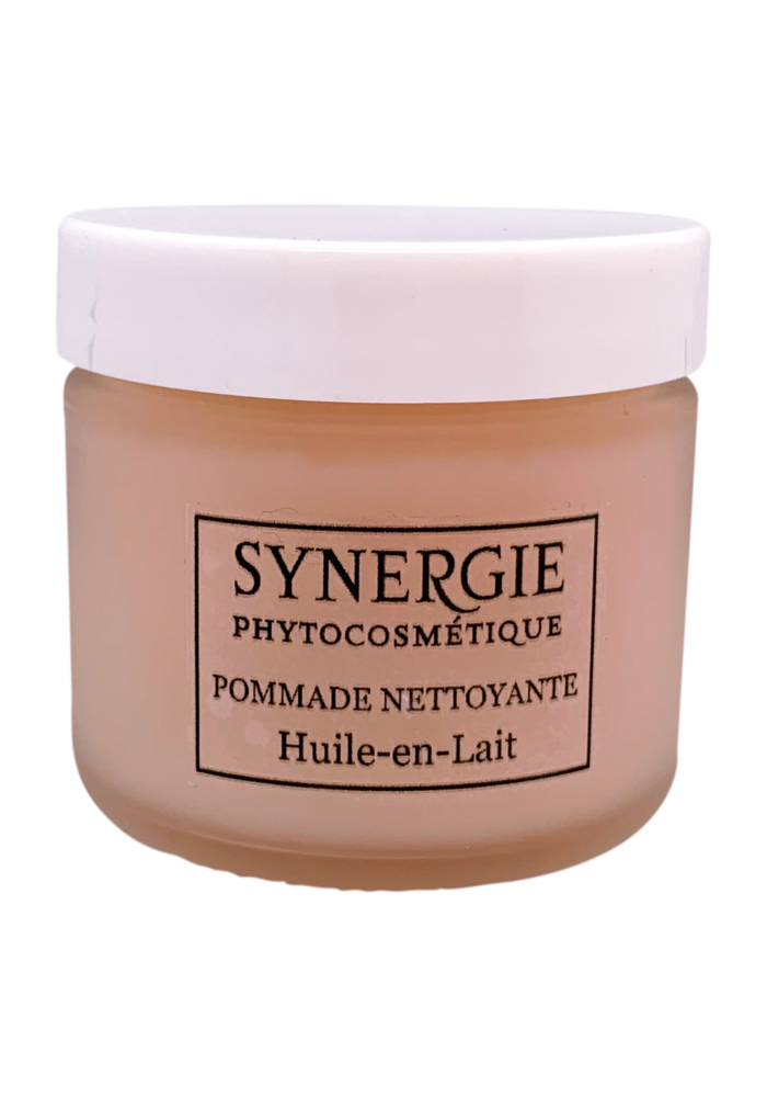 Synergie Phytocosmétique -Pommade nettoyante, démaquillante 60g