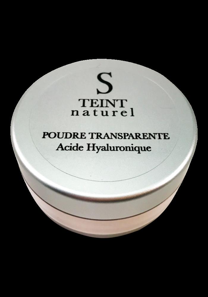 Synergie Phytocosmétique - Poudre translucide matifiante à l'acide hyaluronique 6g