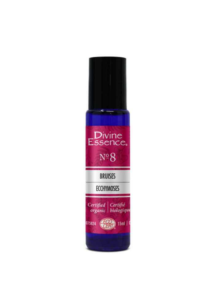Divine Essence - Formule 8 - Ecchymoses Roll-on 15ml