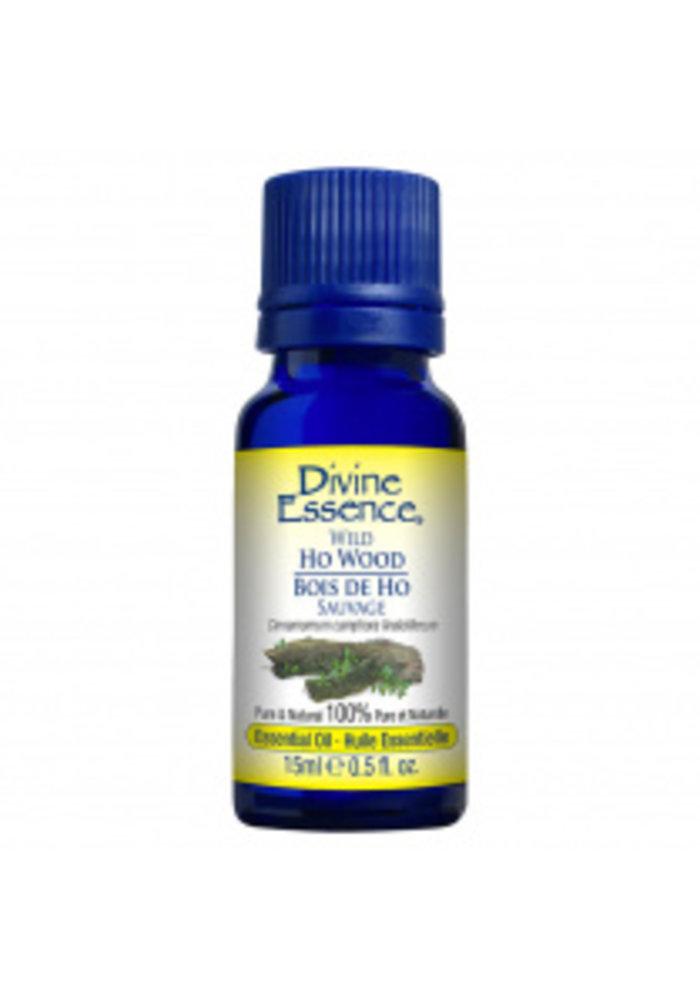 Divine Essence - Huile essentielle bio - Bois de Ho  15ml