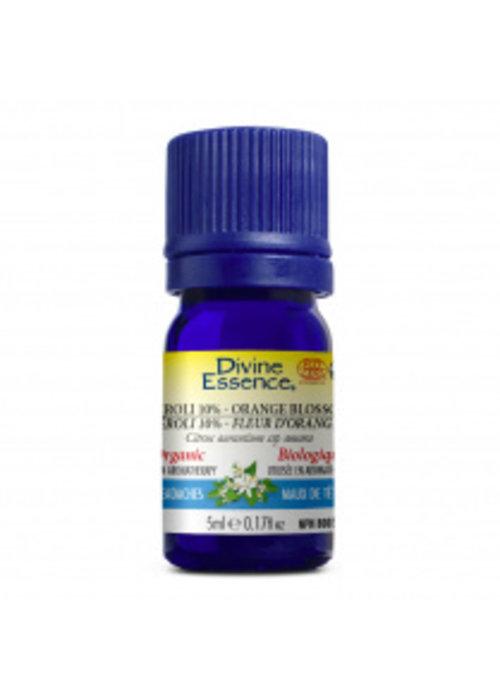 Divine essence Divine Essence - Huile essentielle bio - Néroli 5ml