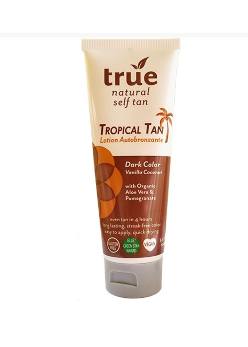 True Natural True  Natural - Lotion Autobronzante - Dark 100 ml
