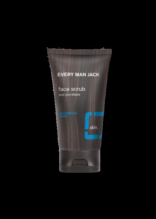 Every Man Jack Every Man Jack - Exfoliant pour le visage - Menthe  150 ml