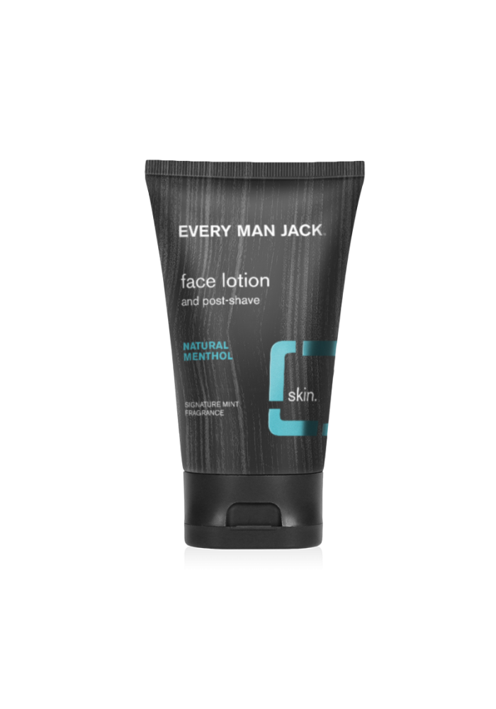 Every Man Jack - Lotion visage - Menthe 125ml