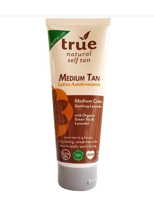 True Natural True  Natural - Lotion Autobronzante -  Medium 100 ml