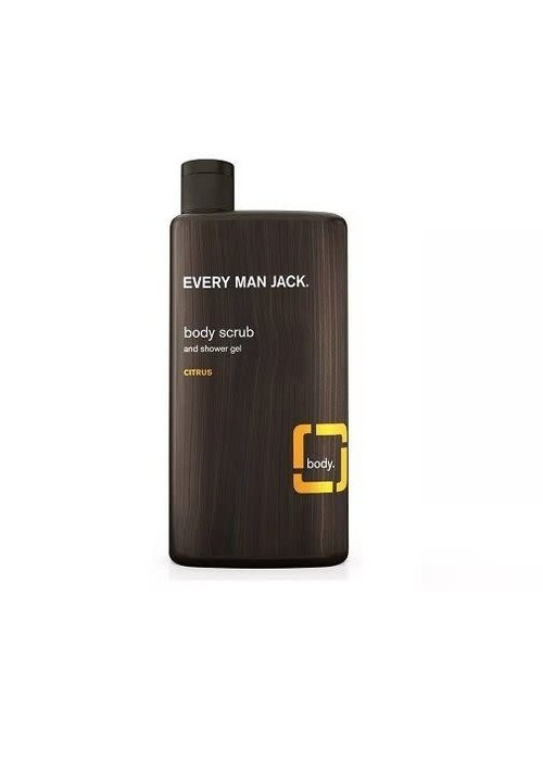 Every Man Jack Every Man Jack - Exfoliant pour le corps agrumes 500 ml