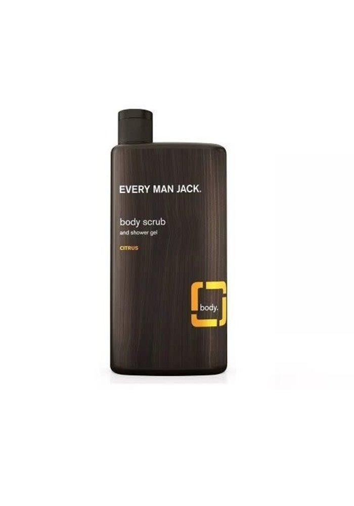 Every Man Jack - Exfoliant pour le corps agrumes 500 ml