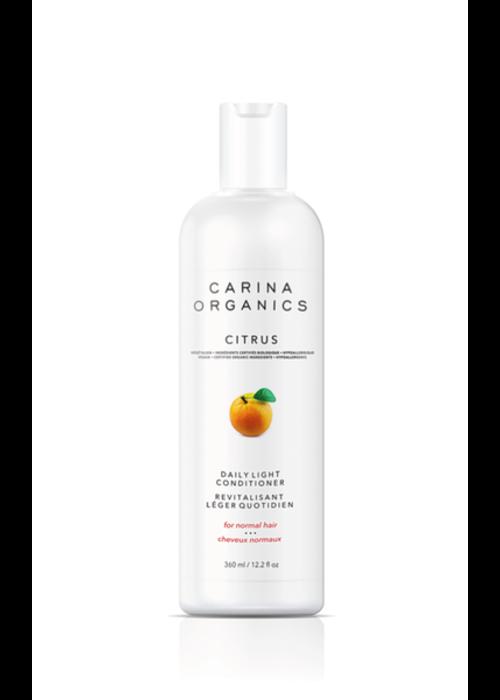 Carina Carina - Revitalisant quotidien léger Citrus 360ml