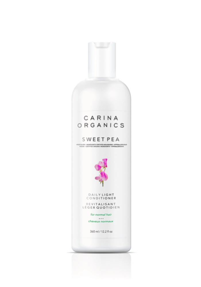 Carina - Revitalisant quotidien léger sweet pea 360ml