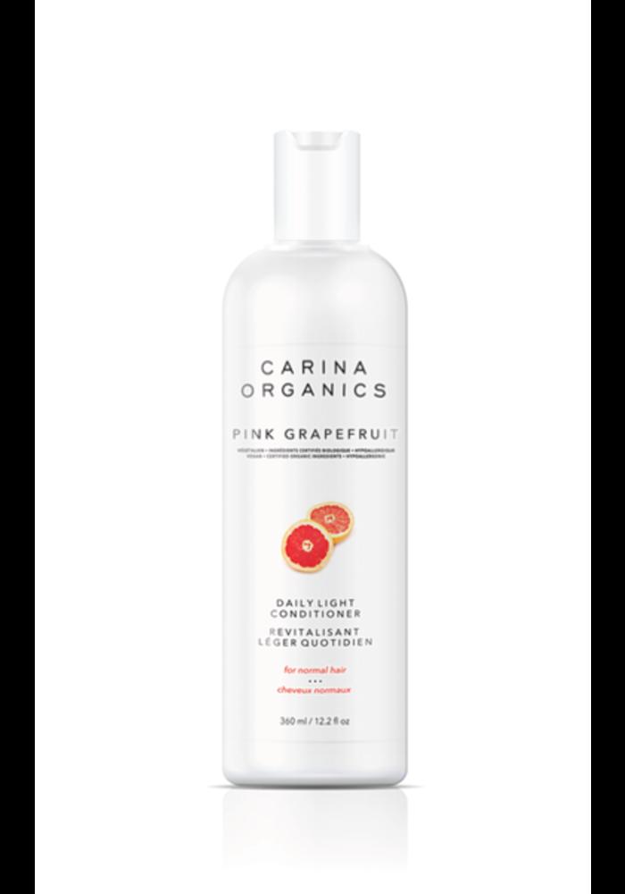 Carina - Revitalisant Léger quotidien Pamplemousse rose 360ml
