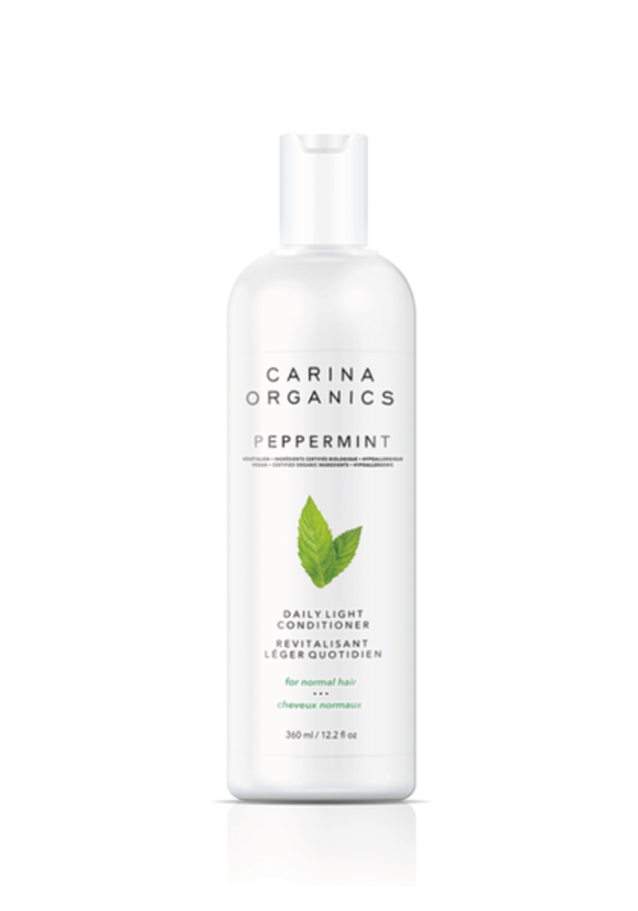 Carina - Revitalisant Quotidien léger Peppermint 360ml