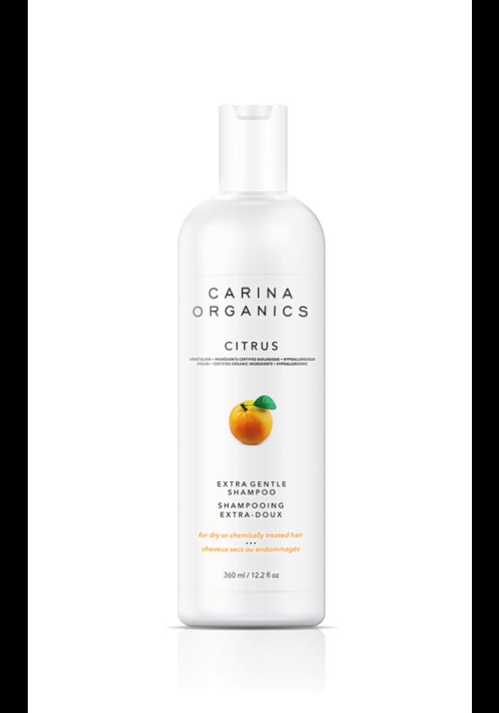 Carina - Shampooing extra doux Citrus 360ml