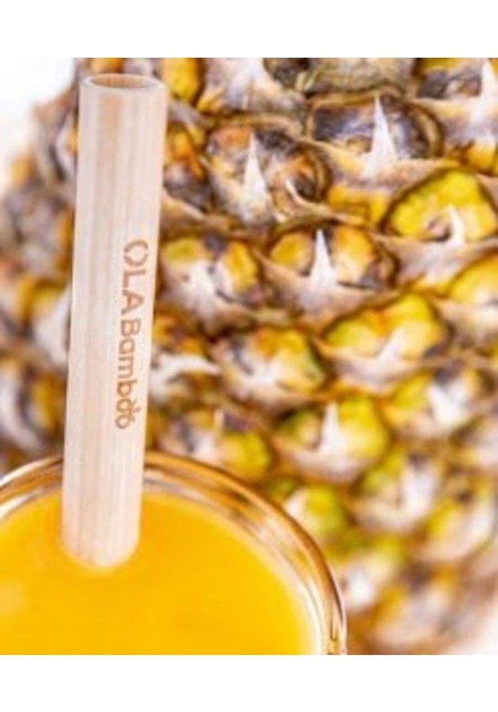 Ola bamboo - Pailles en bambou Smoothie