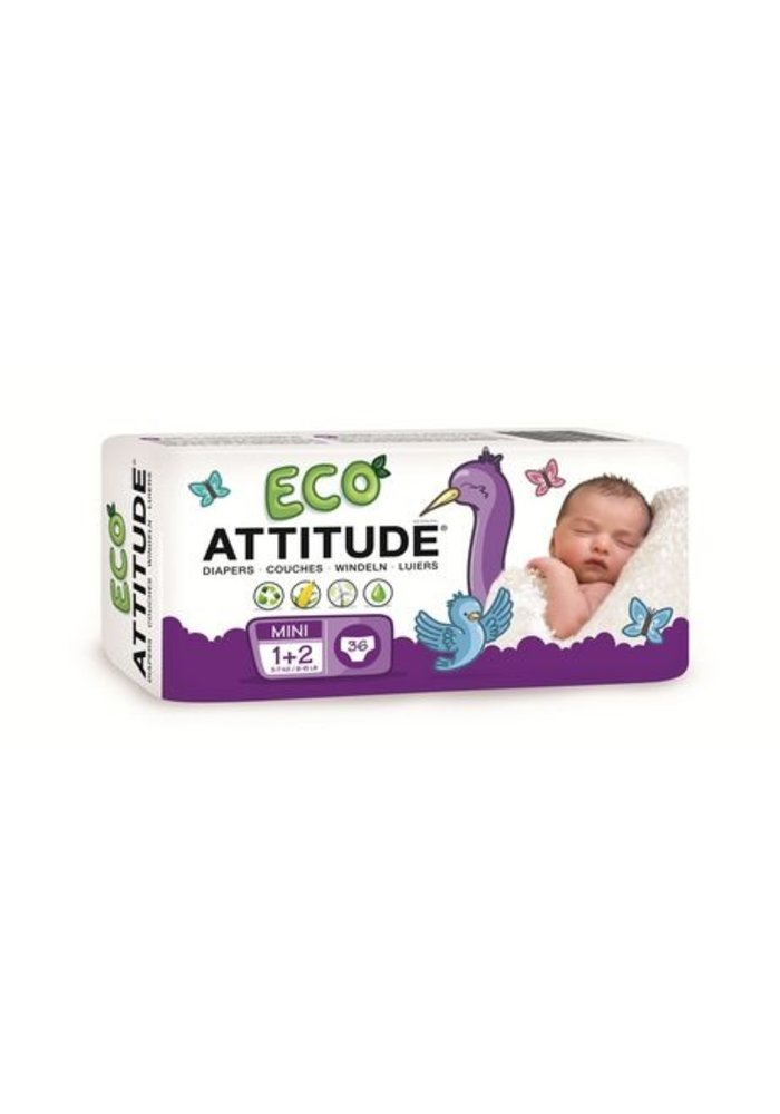Attitude - Couches écologiques 1-2