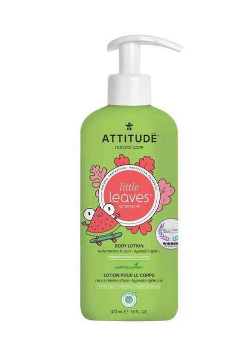 Attitude Attitude - Lotion hydratante corps - Coco et melon d'eau 473 ml