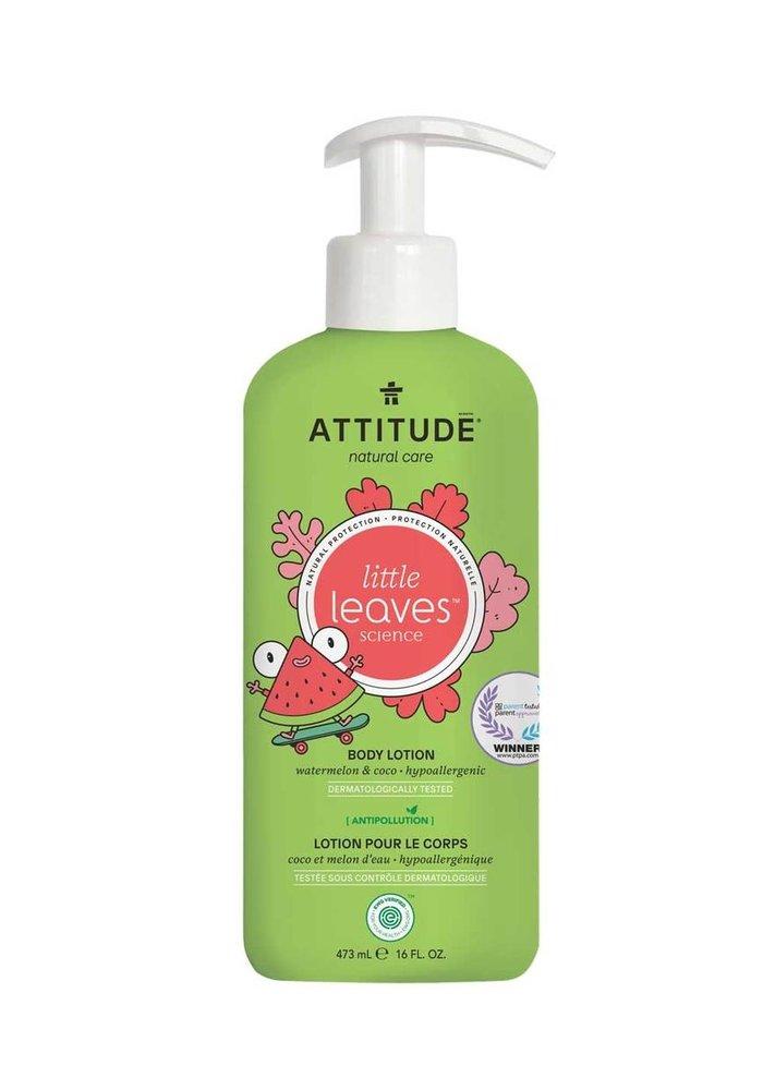 Attitude - Lotion hydratante corps - Coco et melon d'eau 473 ml