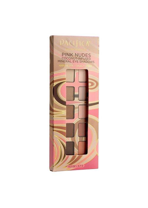 Pacifica Pacifica - Palette Pink Nudes - ombres à paupières